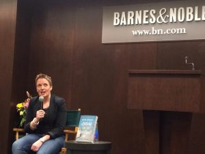 B&N New York Book Signing